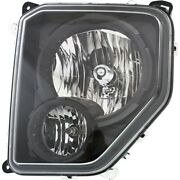 Headlight Lamp Left Hand Side Driver Lh 68079711aa For Jeep Liberty 2010-2012
