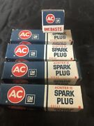 Vintage Ac Gm Acniter Ii R45ts New Old Stock Set Of 5