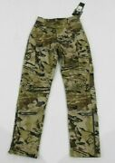 Under Armour Storm Barren Camo Hunting Pants 1316698 999 Womens Sz 6 New W/tags