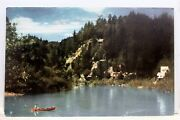 California Ca Russian River Union Oil 76 Gas Postcard Old Vintage Card View Post