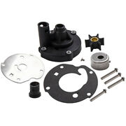 Water Pump Impeller Kit Fit Evinrude Johnson Omc 5.5 6 7 Hp 763758 New