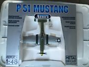 Franklin Mint P-51 Mustang  Us Air Force Ww Ii Aces 148