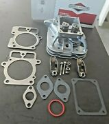 John Deere And Briggs And Stratton New Oem Cylinder Head 1 With Gaskets 84001918