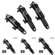 165/190/200mm Bicycle Shock Absorber Mtb Bike Air Rear Shock Andlockout Bike Parts