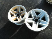 Vintage Late 80and039s Chevrolet Camaro Wheels 1985 1986 1987 1988 1989 1990 Z28