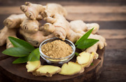 Thai Organic Pure Herbal Ground Ginger Root Extract Powder [zingiber Officinale]