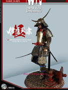 Coomodel Date Masamune Wf2020 1/6 Siries Of Empires Masterpiece Ver. Figure Toys