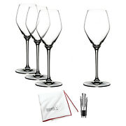 Riedel Extreme Crystal Champagne/rose Wine Glass, Set Of 4 With Accessories