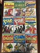 The Justice Society Returns, Dc Comics Lot 1999