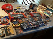 Nascar Collection Collectible Toys Cars Tin Cans Pictures And Signatured Items