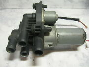 Genuine Mercedes Heater Control Valve Dual Solenoid + Auxiliary Water Pump W220