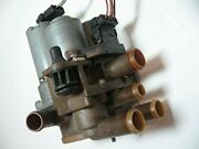 Genuine Mercedes Heater Control Valve Dual Solenoid + Auxiliary Water Pump W140