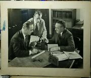 1950and039s Signed Industrial Art Photograph Appleton Photo Wales Strippit Corp. 1/1