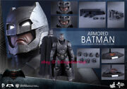 Hottoys Ht Armored Batman Superman Mms349 1/6 Action Figure 12 Collectible Toys