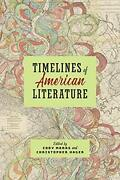 Timelines Of American Literature, Marrs, Hager 9781421427126 Free Shipping+=