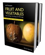 Fruit And Vegetables Harvesting Handling And Storage By Thompson Hb+=