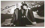 David Gilmour Signed Autograph 6x9 Photo - A Theatre For Dreams Pink Floyd Acoa