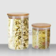 500ml 950ml Glass Food Storage Container Set With Airtight Lids Utopia Kitchen