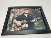 Luke Combs Signed Autograph 11x14 Photo Framed What You See What You Get A Acoa