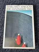 The Handmaids Tale First Edition Margaret Atwood 1st Us Printing Vg++