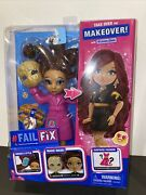 Failfix Take Over The Makeover Doll Loves.glam Surprise Fashion 2020 Read