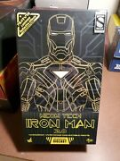Hot Toys 1/6 Scale Iron Man 2 Mark 6 Mk Vi Mms132 Marvel Non Die Cast Exclusive
