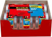 Scotch Heavy Duty Shipping Packaging Tape 1.88 Inches X 800 Inches