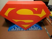 Hot Toys Superman Movie Chris Reeve 12 Action Figure Mms152 1/6 Scale Nrfb