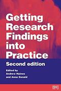 Getting Research Findings Into Prac Haines 9780727915535 Fast Free Shipping+=