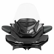 New Can-am Spyder Rt Adjustable Touring Vented Windshield 219400993