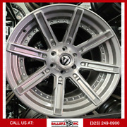 20x10 6x139.7 Fuel Offroad Wheel And Tire Package W/ 33 Tires