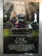 """Lot Of 7 Dark Shadows Movie Posters Grace Moretz And More 27"""" 39.5"""""""