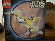 Lego Star Wars Naboo Starfighter 10026 Ultimate Collector Series See Description