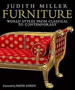 Very Good-furniture World Styles From Classical To Contemporary Hardcover-j