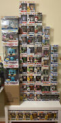Bulk Pop Vinyls Rare And Chase As Well