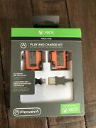 Xbox One Play And Charge Kit Battery Pack Brand New Sealed