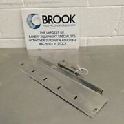 Rondo Guillotine Blade + Holder Assembly - For Make Up Line Cut Station - Used