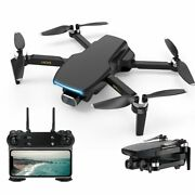 New S3 Pro 4k Hd Camera Drone 5g Wifi Fpv Brushless Rc Folding Quadcopter Gift