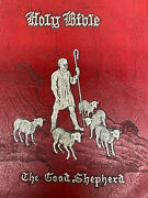 Holy Bible The Good Shepherd Christian Workers 1946