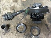 85-95 Toyota 4runner Front 4.88 Differential 3rd Member Axle Gear Set Oem