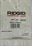 Ridgid 46720 Oil Seal For Pipe And Bolt Threading Machine Lot Of 6