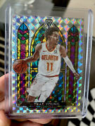 2019-20 Panini Mosaic Trae Young Stained Glass 🔥🔥🔥ssp