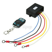 434mhz 50ft Wireless Winch Remote Control Kit For Truck Suv Atv Warn Ramsey Usa