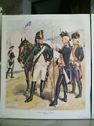 Lots Of-11-pieces-military Prints-the Original Prints Were Made By =h.a.odgen