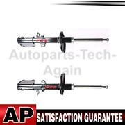 Focus Auto Parts Suspension Strut Assembly Rear Left Rear Right 2x For Geo Prizm