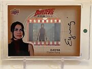 Elodie Yung Elektra 2018 Daredevil Seasons 1 And 2 Autograph Auto Film Card