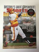 Sports Illustrated Houston Astros World Series Prediction Issue 6/30/14 No Label