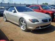 Automatic Transmission 6 Speed From 4/05 Fits 05 Bmw 545i 944488