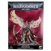 Chaos Space Marines Death Guard Daemon Primarch Mortarion 43-49 Warhammer 40k