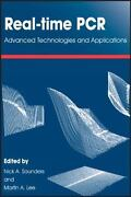 Real-time Pcr Advanced Technologies And Applications 2013 Hardcover